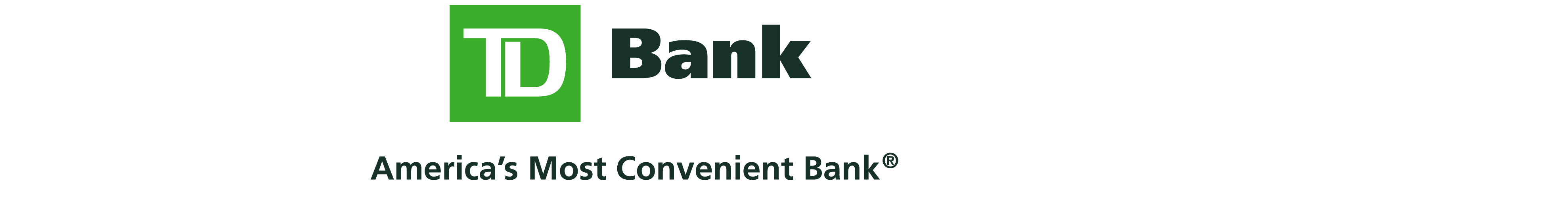 I'm an image! The TD bank logo