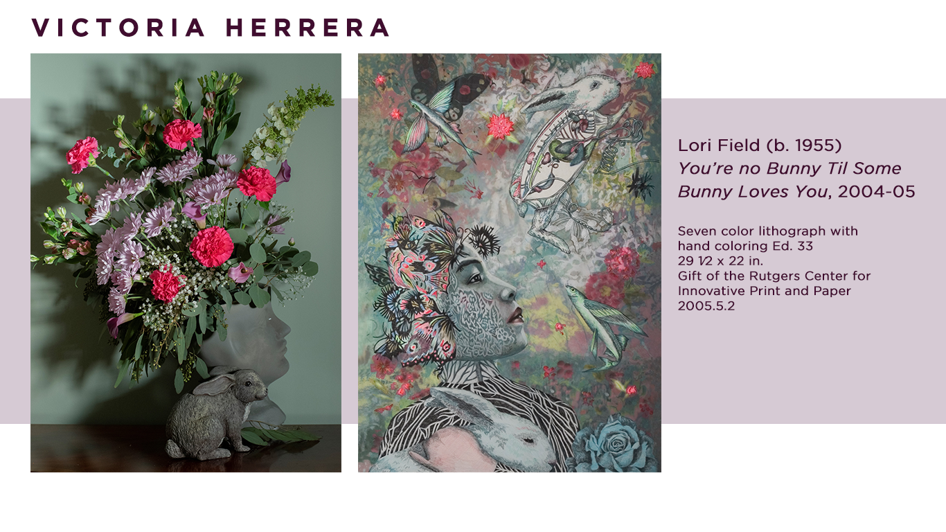 Victoria Herrera Virtual Art in bloom floral design